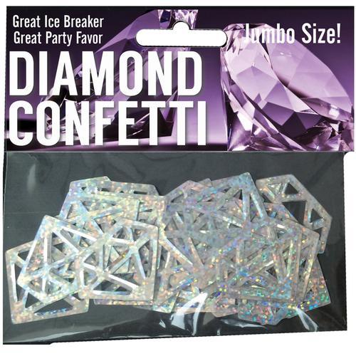 Diamond Mylar Confetti 40/Pk