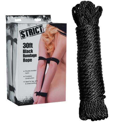 Strict 30ft Bondage Rope