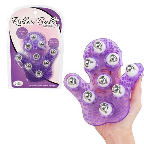 Simple and True Roller Ball Mass Pr