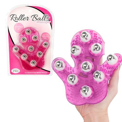 Simple and True Roller Ball Mass Pk