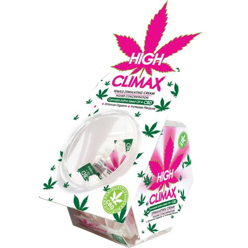 High Climax Female Stim w/Hemp (50/bowl)