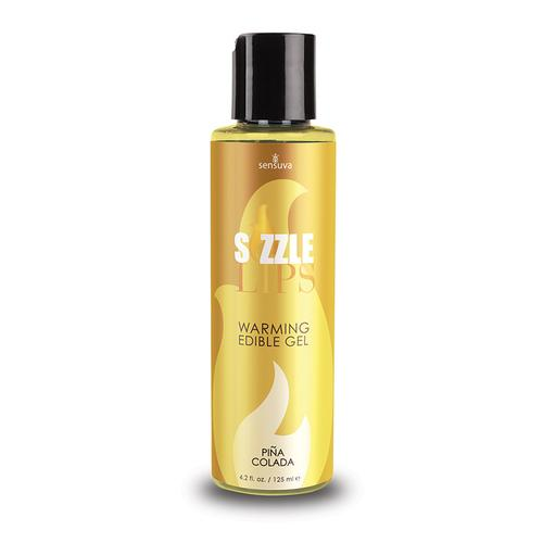 Sizzle Lips Warming Gel Pina Colad 4.2oz