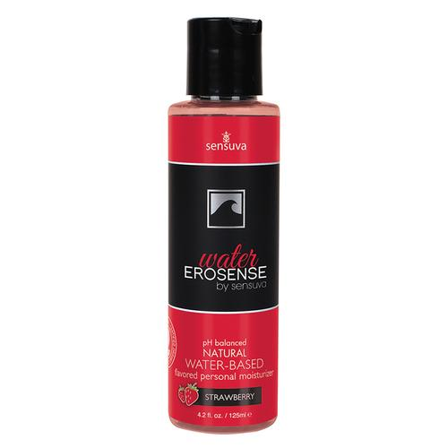 Erosense Water Strawberry Lube 4.2 fl oz