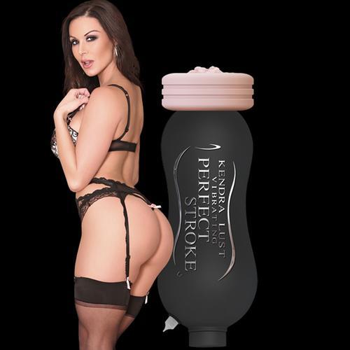 Kendra Lust Perfect Stroke Vib Vagina