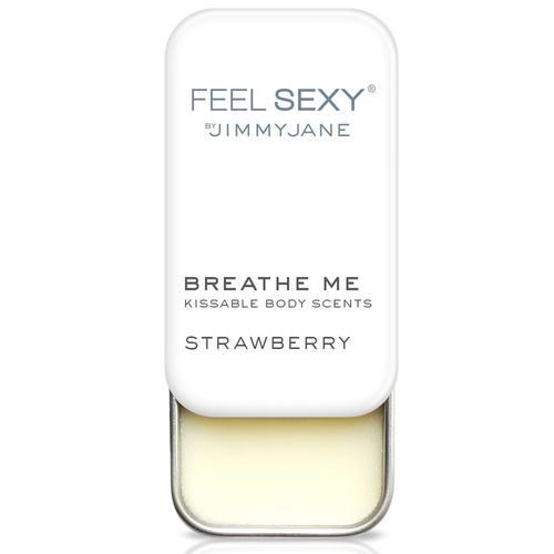 Jimmyjane Feel Sexy Body Scents Strawbry