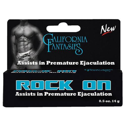 Rock On Ejaculation Cntl .5oz Tube Boxed