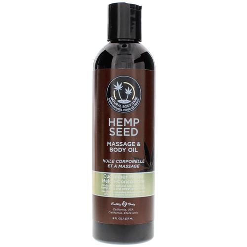EB Massage Oil Cucumber-Melon 8oz