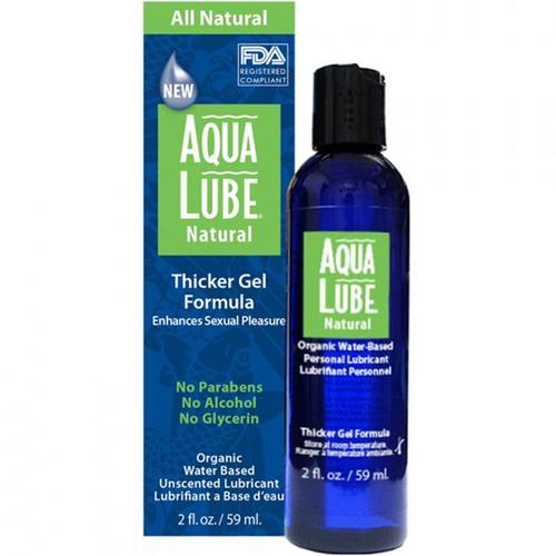 Aqua Lube Natural 2 oz
