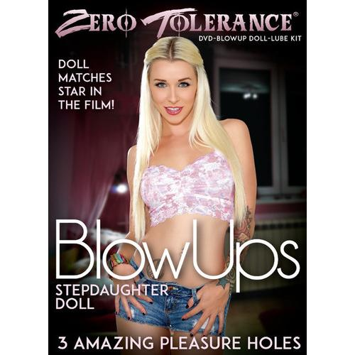 ZT Stepdaughter Blow Up Doll W/DVD
