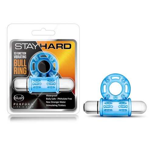 Stay Hard - 10f Vib Mega Bull Ring - Clr