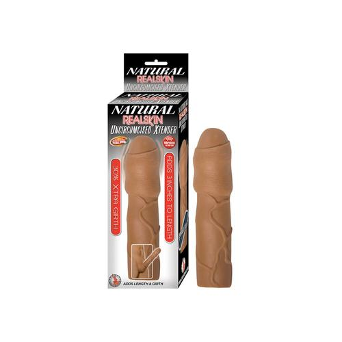 Natural Realskin Uncircumcised Xtend Br