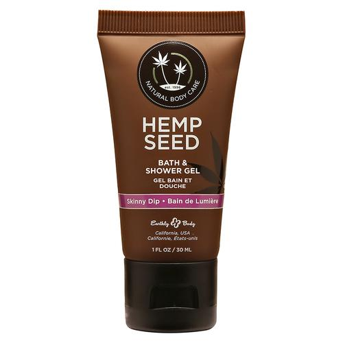 EB Hemp Seed Shower Gel Skinny Dip 1oz