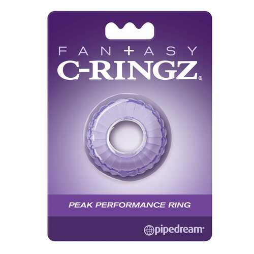 FCR - Thick Performance Ring Purple