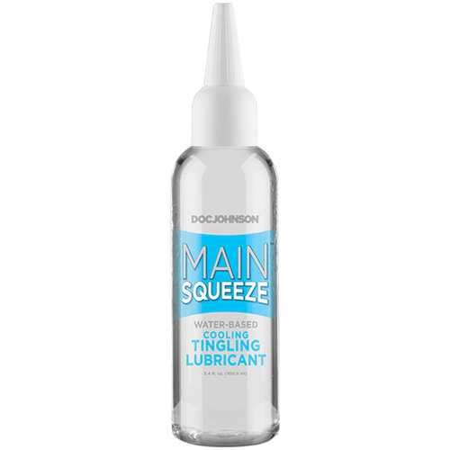 Main Squeeze - Water Based - 3.4 fl. oz