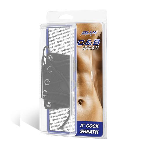 CB Gear 3in Cock Sheath