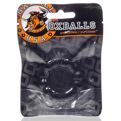 OxBalls 6-Pack, Cockring, Black