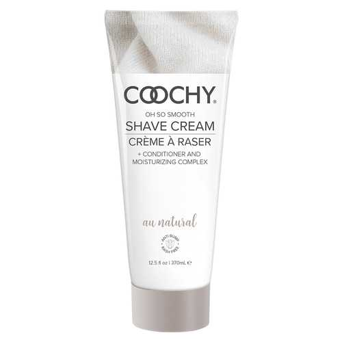 Coochy Shave Cream Au Natural 12.5oz