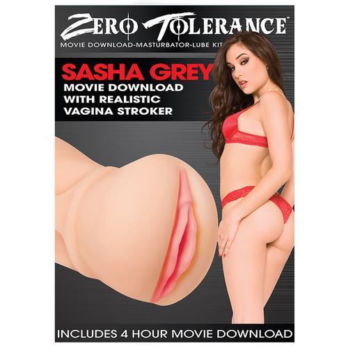 ZT Vagina Stroker Sasha Grey