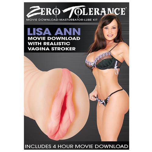 ZT Vagina Stroker Lisa Ann