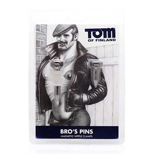 ToF Bros Pins Magnetic Nipple Clamps