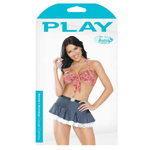 Play Woody's Roundup Cowgirl Red S/M