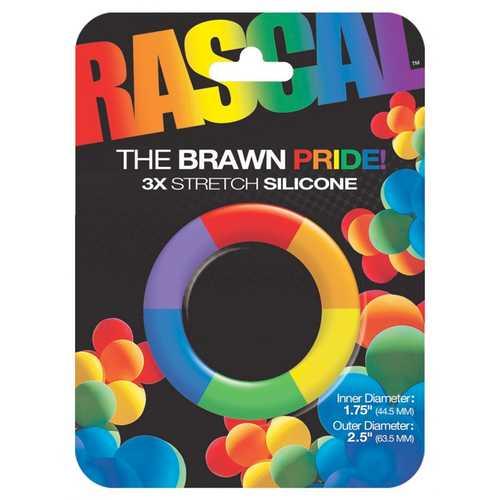 Rascal The Brawn Pride