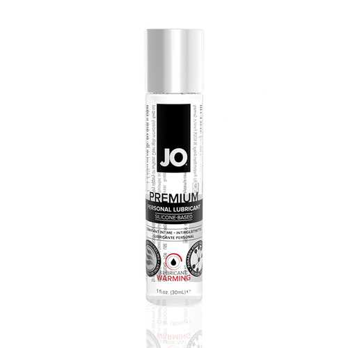 JO Premium Warming 1oz Lubricant