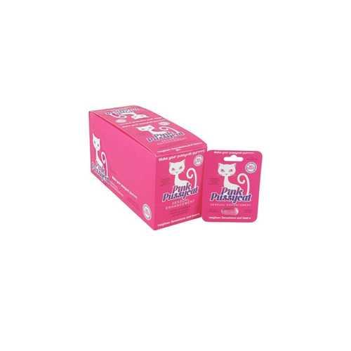Pink Pussycat Female Enhancer 1ct 24/Dp