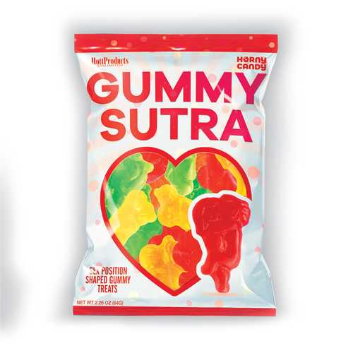 Gummy Sutra Position Gummies 12pc Asst