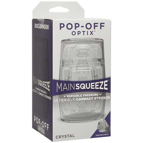 Main Squeeze POP-OFF OPTIX Crystal