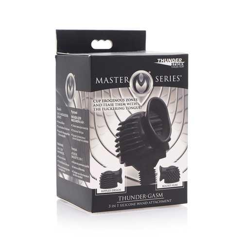 Masters Thunder-Gasm 3 In 1 Attach Black