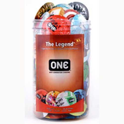 ONE The Legend Condom Bowl (100pc)