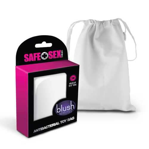 Safe Sex - Antibacterial Toy Bag Small