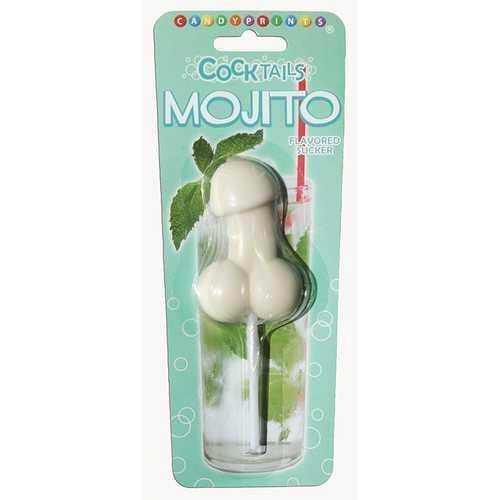Cocktails Mojito Flavored Sucker