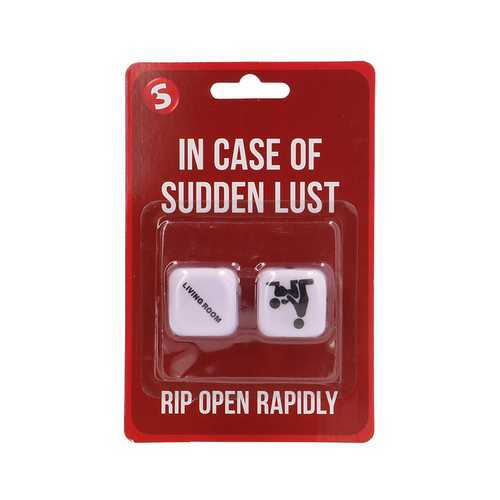 S-Line In Case Of Sudden Lust Sex Dice