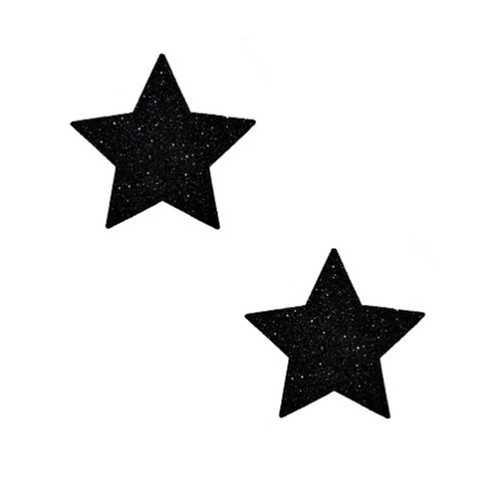 Neva Nude Pasty Starry Night Glitter Bk