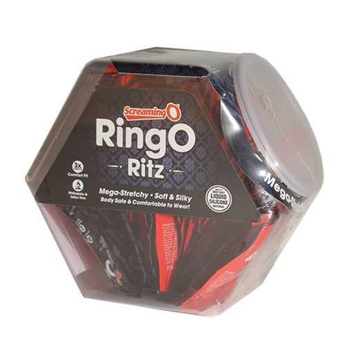 Screaming O RingO Ritz Asst (Bowl/36)