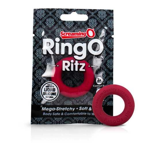 Screaming O RingO Ritz - Red