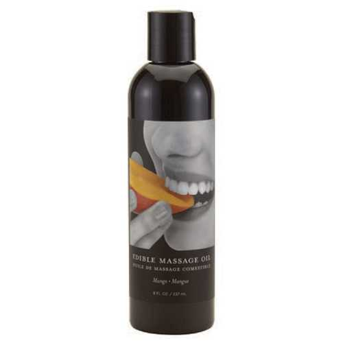 EB Edible Massage Oil Mango 8oz