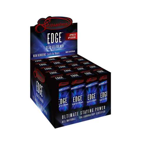 Edge Delay Gel For Men 7ml Dp (20/Dp)