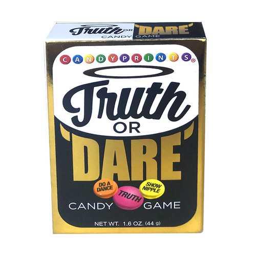 Truth Or Dare Candy, Single Box