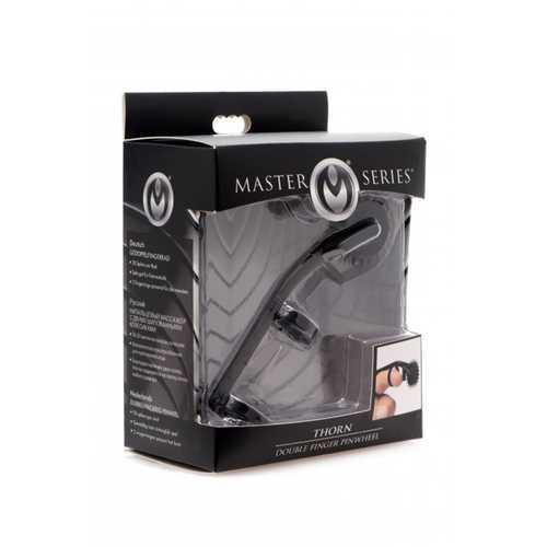 Masters Thorn Double Finger Pinwheel