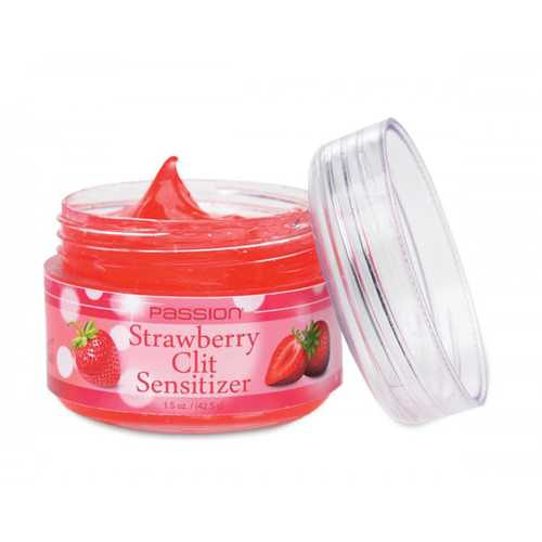 Passion Strawberry Clit Sensitizer 1.5oz