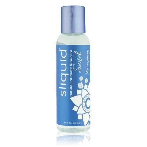 Sliquid Swirl Blue Raspberry 2.0oz
