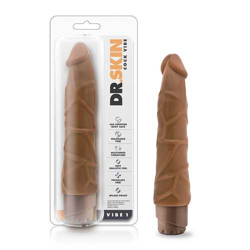 Dr. Skin - Cock Vibe - Vibe 1 Mocha