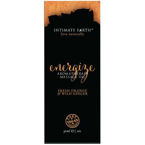 IE Energize Massage Oil Foil 30ml/1oz