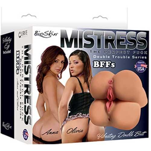 Mistress Dbl Butt BFF's Anna&Olivia Latt