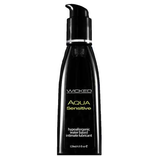 Wicked Aqua Sensitive Lubricant 8oz