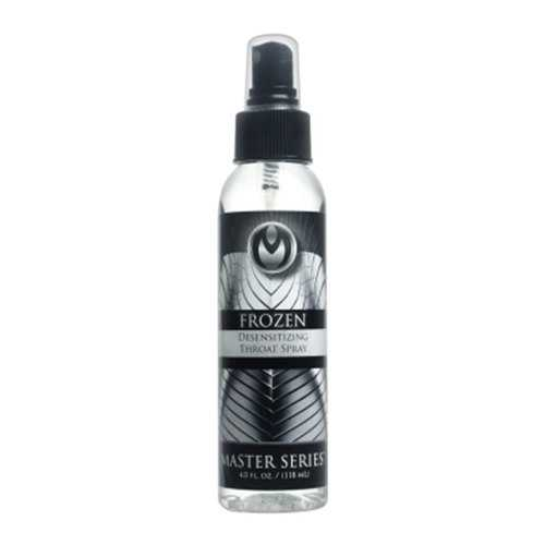 Masters Frozen Deep Throat Spray 4oz