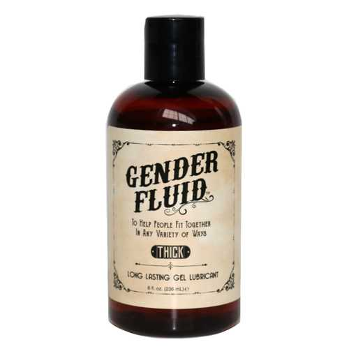 Gender Fluid Lube Thick Water Ba